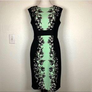 New York & company classy midi dress